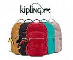 Kipling bags on sale @Macys + Extra 25% off