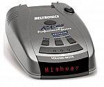 Beltronics RX65 Red Professional Series Radar/Laser Detector $119