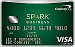 Capital One Spark® Business Credit Card Earn 2% cash back and $500 cash bonus
