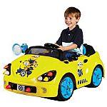 Minions 6-Volt Rocket Car Electric Battery-Powered Ride-On $99 and More