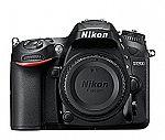 Nikon D7200 DX Digital DSLR Camera  + 18-55mm + 55-200mm VR Lens Bundle (Factory Refurbished) $849