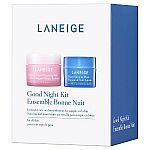 2 Laneige Good Night Kit Trial Size for $8.75