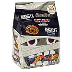 HERSHEY'S Halloween Snack Size Assortment (125 Pieces) $9.75