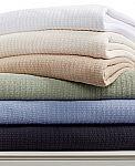 Lauren Ralph Lauren Classic 100% Cotton Full/Queen Blanket $20