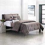 Simply Vera Vera Wang City Shadow 4-pc. Comforter Set $43