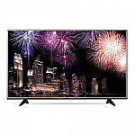 "LG 49UH6030 49"" 4K Ultra HD Smart LED TV $449 + $150 Dell Promo eGift Card"