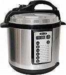 Bella 6-Quart Pressure Cooker $50