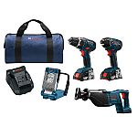Bosch Tool Sales Save More with Gift Card purchase