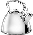 All-Clad E86199 Stainless Steel Specialty Cookware Tea Kettle, 2-Quart, Silver $50 (orig. $150)