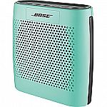 Bose SoundLink Color Bluetooth Speaker (Mint) $87