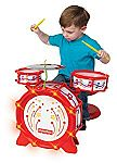 Fisher-Price Big Bang Drumset with Lights $19.12