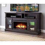 """Whalen Barston Media Fireplace for TV's up to 70"""" $279"""