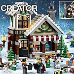 LEGO Creator Expert Winter Toy Shop 10249 $59.99 (Was $80)