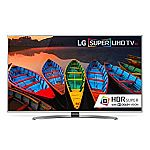 LG 65 Inch 4K Ultra HD Smart TV 65UH7700 UHD TV $1499 + $500 Dell eGift Card
