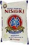 Nishiki Premium Rice (15 lbs) $15.19