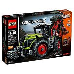 LEGO Technic CLAAS XERION 5000 TRAC VC (42054) $130 (was $180)
