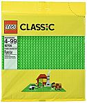 LEGO Classic Green Baseplate Supplement $5.75