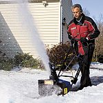 Snow Joe Ultra SJ623E 18-Inch 15-Amp Electric Snow Thrower with Light $130