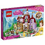 LEGO Disney Princess Belle's Enchanted Castle 41067 $31.99