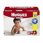 Huggies Snug & Dry Diapers Size 3, 222 Count $25.22