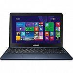 "ASUS X205TA-UH01-BK 11.6"" Laptop (Atom Z3735F 2GB 32GB Factory Reconditioned) $120"