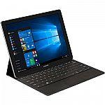"Samsung Galaxy TabPro S 12""  Touchscreen Laptop (M3-6Y30 4GB 128GB 1.53 lb) $600"