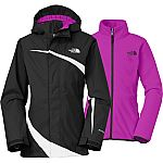 The North Face Girls Mountain View Triclimate Jacket $64.88