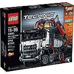 LEGO Technic Mercedes-Benz Arocs 42043 $171 and More Lego Deals