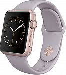 Apple Watch Series 2 Rose Gold 38mm $257 ($100 off)