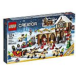 LEGO 10245 Creator Expert Santa's Workshop $55