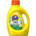Tide 100oz Simply Clean & Fresh Daybreak Fresh Scent Liquid Laundry Detergent $3.74