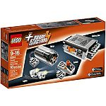 (Back) LEGO Technic Power Functions Motor Set $17