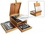 Art 101 97-Piece Sketch Box Easel $40 + $5 shipping