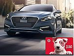 Test Drive a New Hyundai Get a $50 Amazon, Target, or Visa Gift Card