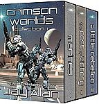 Crimson Worlds Collection I: Crimson Worlds Books 1-3 (Kindle Edition) FREE