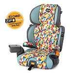 Chicco KidFit Zip 2-1 Belt-Positioning Booster Seat $80 Shipped