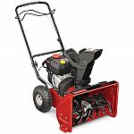 """Craftsman 22"""" 179cc Compact Dual-Stage Snowblower $399 ($300 Off)"""
