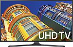 "40"" Samsung UN40KU6290 4K Ultra HD Smart LED TV $299.99"