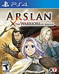 Arslan: The Warriors of Legend (PS4 or Xbox One) $10 and more