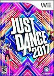Just Dance 2017 - Wii $20