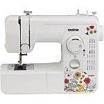 Refurbished Brother 17-Stitch Sewing Machine, RJX2517 $29.97