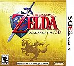 Legend of Zelda Ocarina of Time 3D Nintendo 3DS $13.59