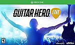 Guitar Hero Live Bundle (XBOX One) $20