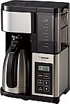 Zojirushi EC-YSC100 Fresh Brew Plus Thermal Carafe 10 Cup Coffee Maker $76