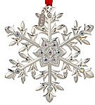Lenox 2016 Snow Majesty Ornament $11.22