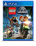 LEGO Jurassic World - PlayStation 4 Standard Edition $12