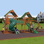 Grand Towers Swing Set $999