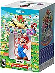 Captain Toad Treasure Tracker or Mario Party 10 Amiibo Bundles $20