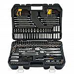DEWALT Mechanics Tool Set (200-Piece) $89 (orig. $199)