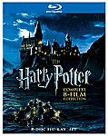 Harry Potter: Complete 8-Film Collection [Blu-ray] $23